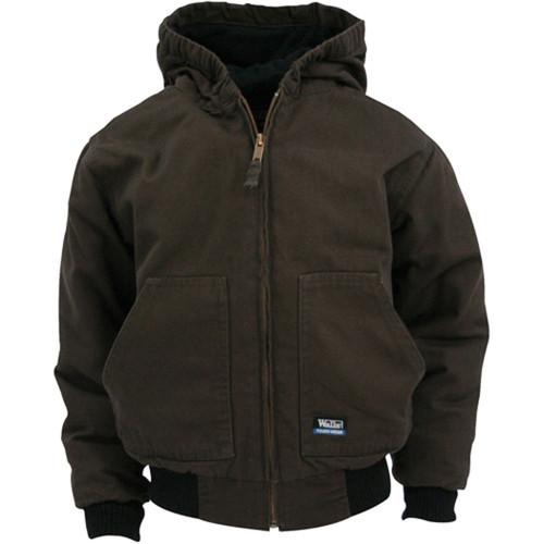 Walls W3591 Tough Wear Youth Fleece Lined Hooded Jacket