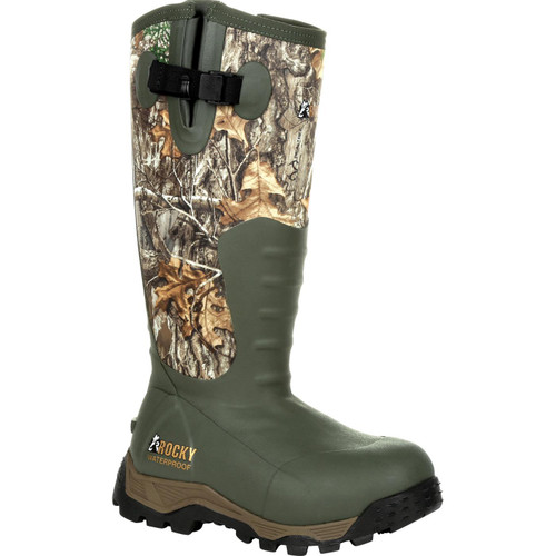 Rocky Sport Pro Women's 1200G Insulated Rubber Outdoor Boot