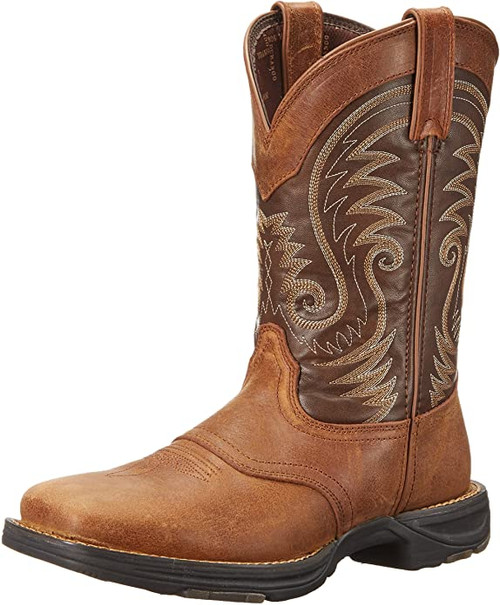 "Men's Durango Boot DDB0110 UltraLite 11"" Western Saddle Boot"