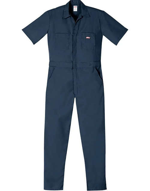 Genuine Dickies Short Sleeve Coverall