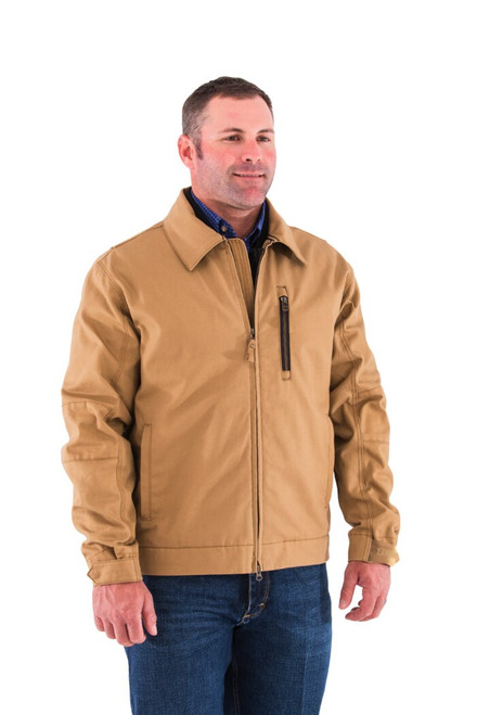 Noble Outfitters 18504-110 Mens Ranch Tough Antique Bronze Jacket