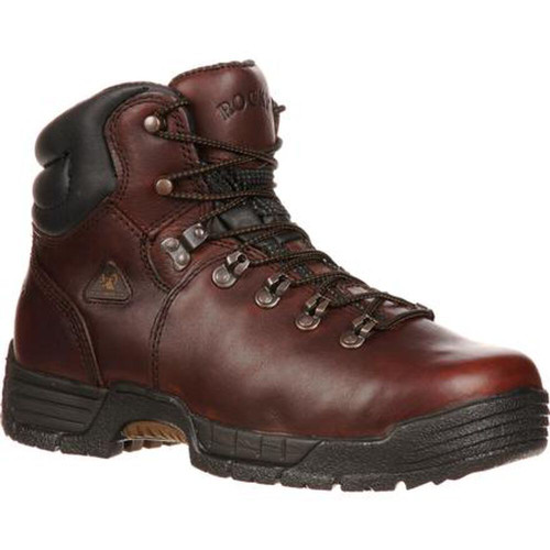 "Rocky 6114 Mens Steel Toe Mobilite Waterproof 6"" Work Boot"