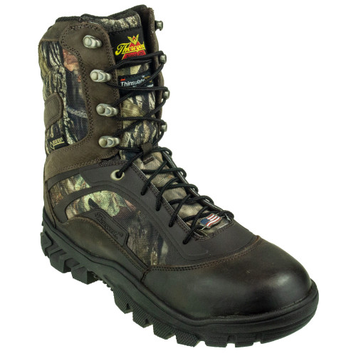 "Thorogood 863-4200 Mens Veracity GTX 8"" Waterproof 600G Hunting Boot"
