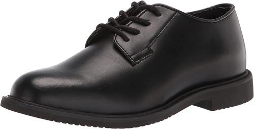 Bates 01840 Mens Sentry High Shine Oxford Shoes