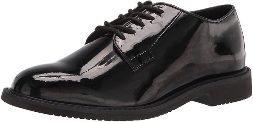 Bates 01842 Mens Sentry High Gloss Oxford Shoes
