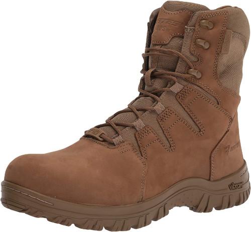 "Bates 05582 Mens 8"" Maneuver Dryguard+Composite Toe SideZip Boot"