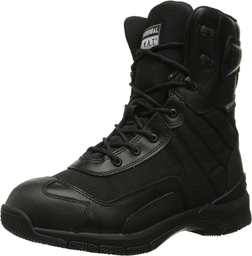 Original S.W.A.T. 165431 Men's H.A.W.K. 9 Inch Side-Zip Military and Tactical Waterproof Boot