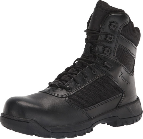 Bates 03184 Mens Tactical Sport 2 Tall Side Zip Composite Toe Military Boot