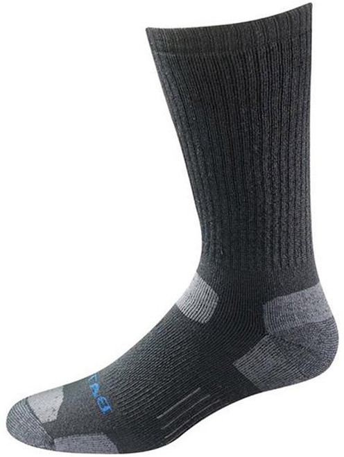 Bates Footwear Tactical Uniform Mid Calf Black 1 Pk Socks Made in the USA
