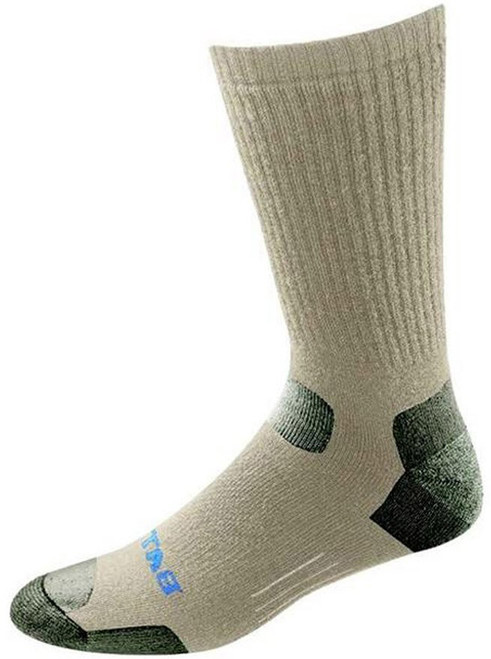 Bates Footwear Tactical Uniform Mid Calf Desert Tan 1 Pk Socks Made in the USA