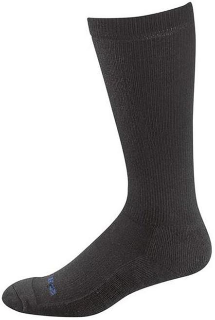 Bates Footwear Tactical Uniform Dress Black 1 Pk Socks Made in the USA
