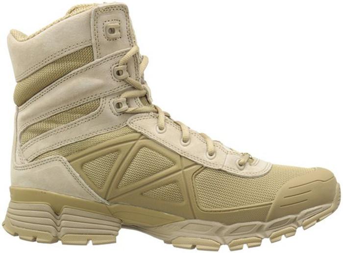 Bates Mens Velocitor V Frame Uniform Boot