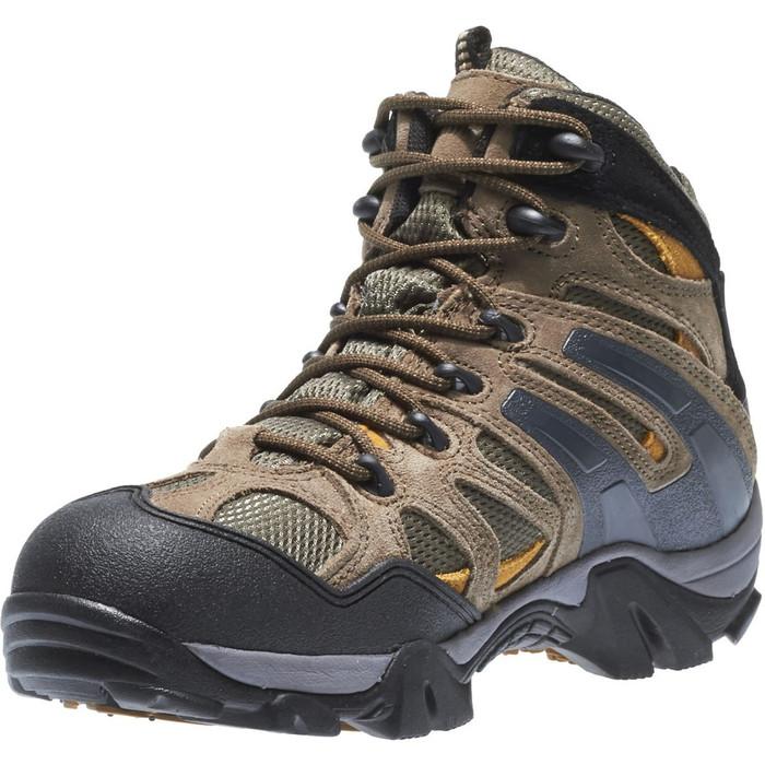 6fb7d1f1af62 ... Wolverine W05745 Mens Wilderness Waterproof Rugged Lightweight Hiker  Boot ...