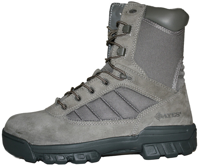 finest selection a70e9 852f0 Bates 4250-B Mens Ultra-Lites 8 Inches Tactical Sport Side-Zip Boot