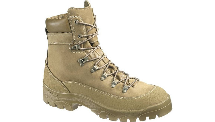 Bates 3412-B Mens Mountain Combat Hiker Boots