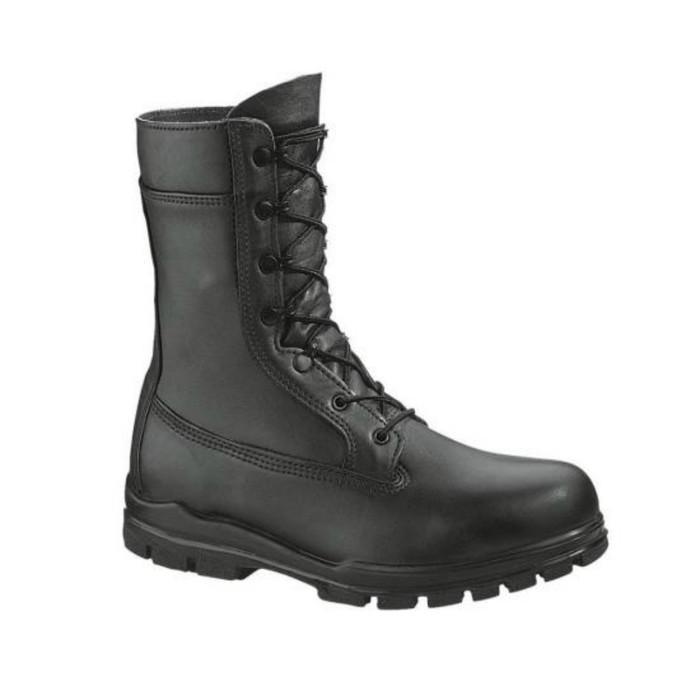 Bates 1621 Mens 9 Inch US Navy Durashocks Steel Toe Boot
