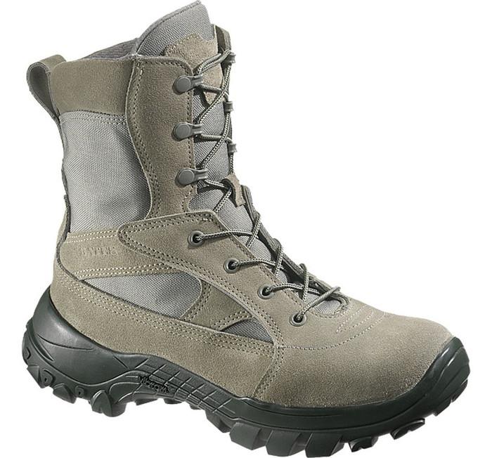 Bates 1802 Mens Delta-8 Sage Green ICS Assault Boots
