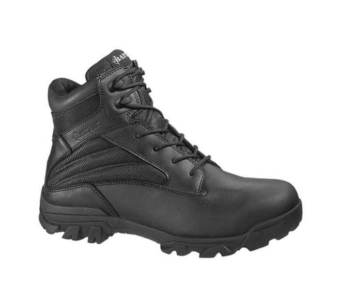 Bates 2066 Mens ZR-6 6-Inch Black Leather Tactical Boot