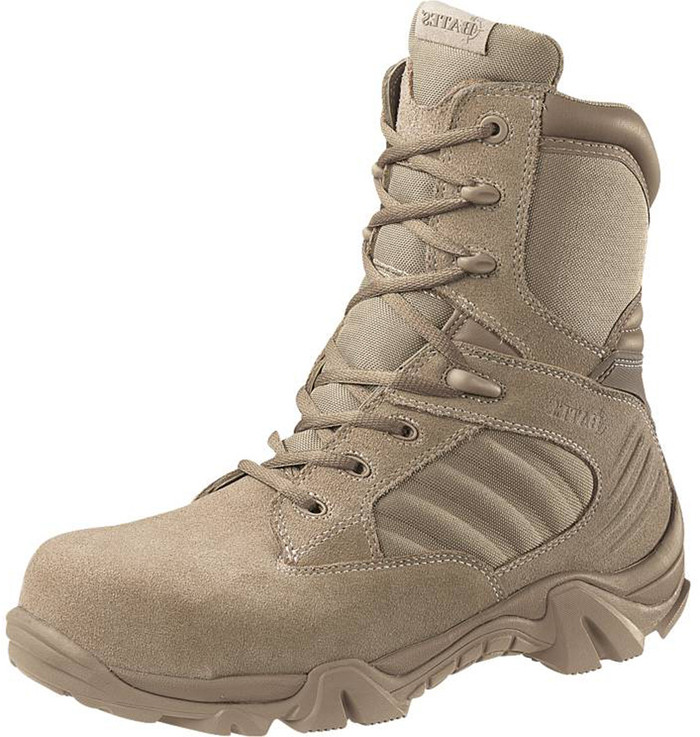 Bates 2276-B Mens GX-8 CompositeToe Side Zip Boot