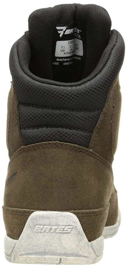 Bates 8816 Mens Taser Leather High Performance Motorcycle Work Boot