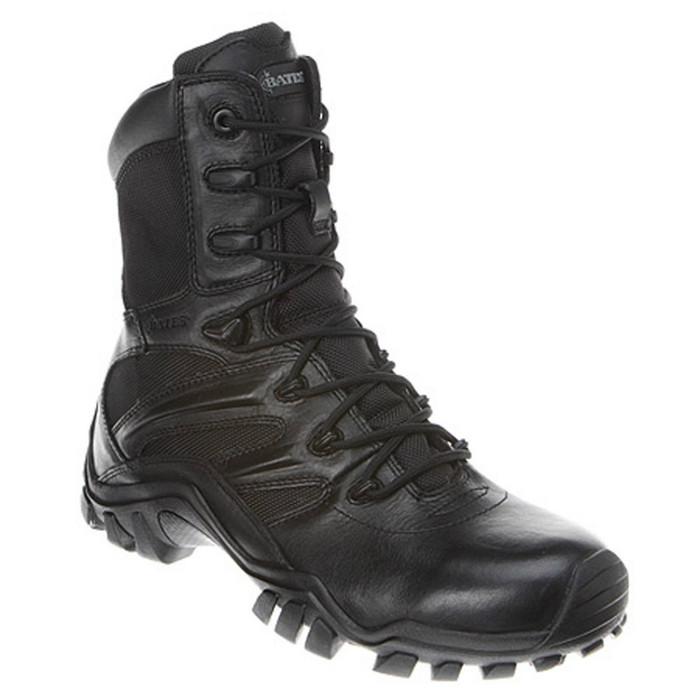 Bates 2748 Womens Delta 8 Side Zip Boot