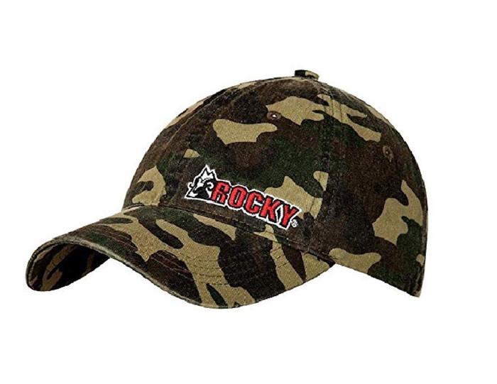 Rocky Camo Flex Fit Hat