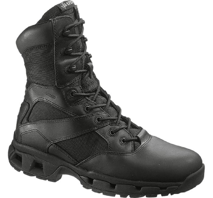 Bates 3381 Mens 8 inch C3 Side-Zip Boots
