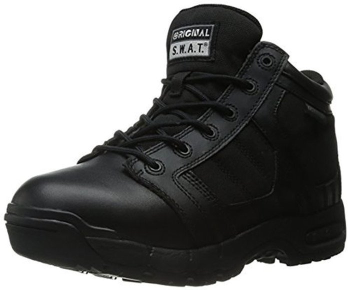 "Original S.W.A.T. Women's 125411 Metro Air 5"" Waterproof Side-Zip Women's black Military & Tactical Boot"