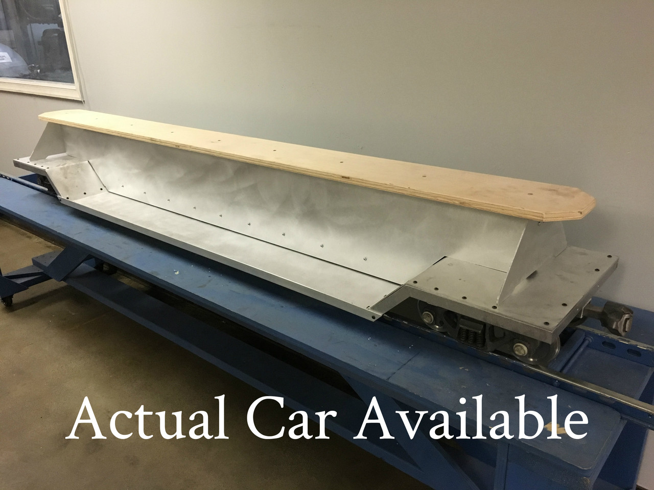 Bench Car Body (Assembled)