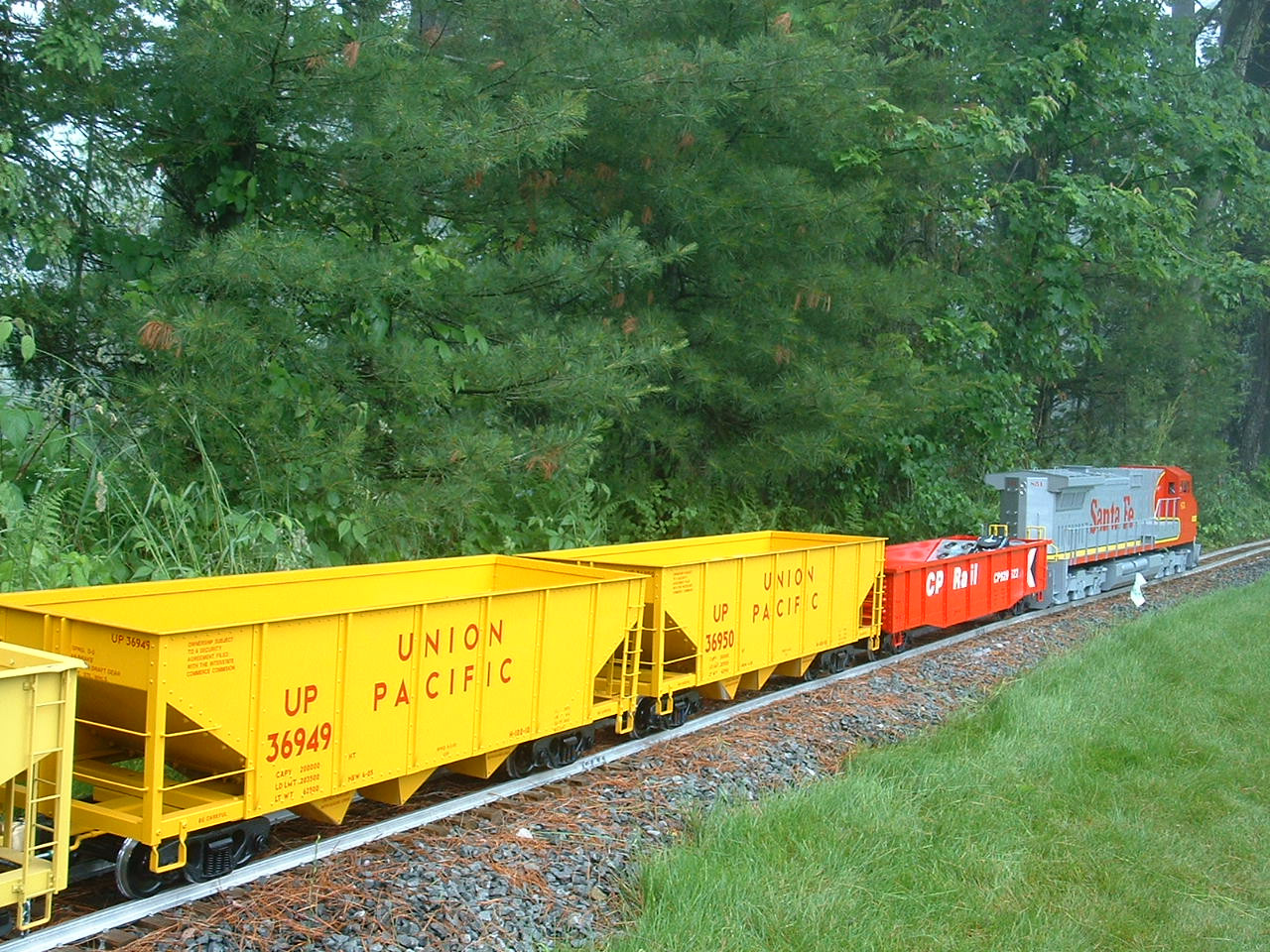 Hopper Car Body (Kit)