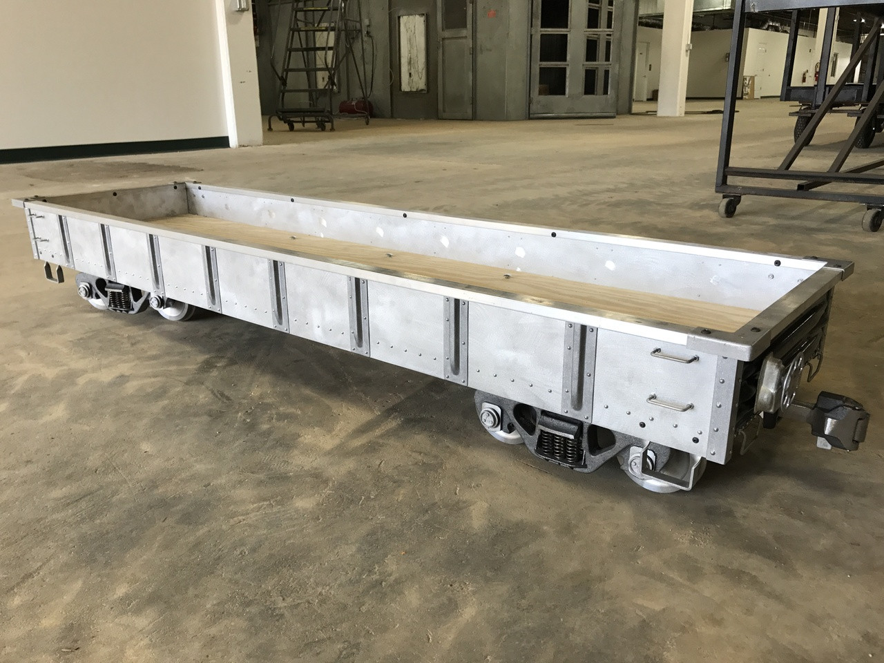 Low Side Gondola 5' Body (Assembled)