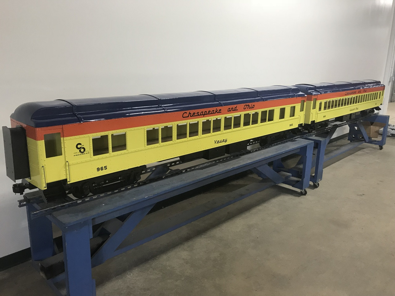 Pullman Car Body, HW (Assembled)