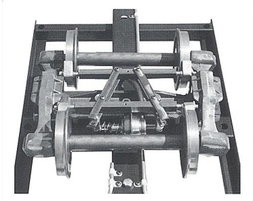 Vacuum Brakes 7-1/2 Gauge, pair