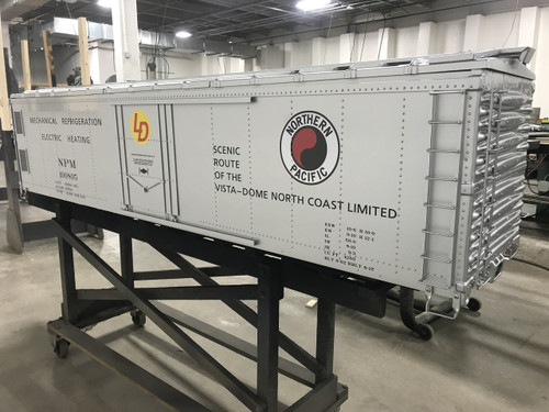 50' Mechanical Reefer (Kit)