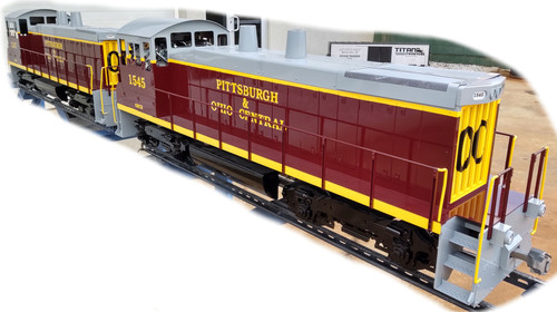 SW1500  Loco and Slug Set