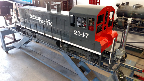 1/8 Scale Model Trains for sale