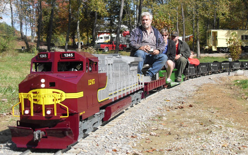 Dash-9 Locomotive  $14,495