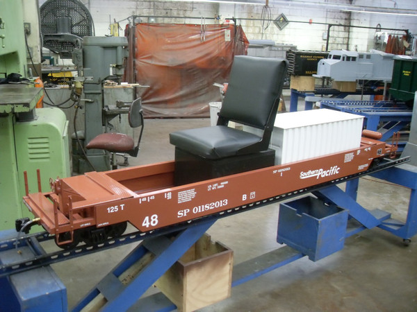 Container Car Body