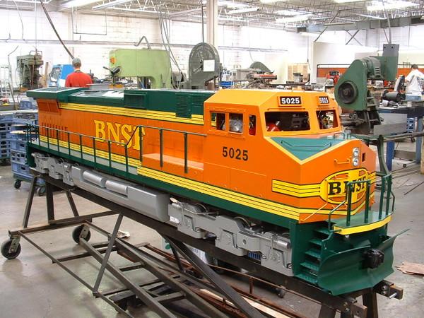 Dash-9 Locomotive  $14,495