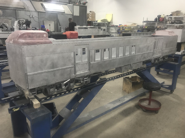 RPO Car Body, HW (Assembled)