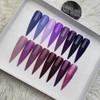 Basics: Purple & Maroon