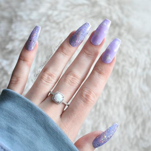 Lavender Kawaii