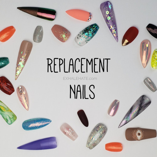 REPLACEMENT Nails - Add On