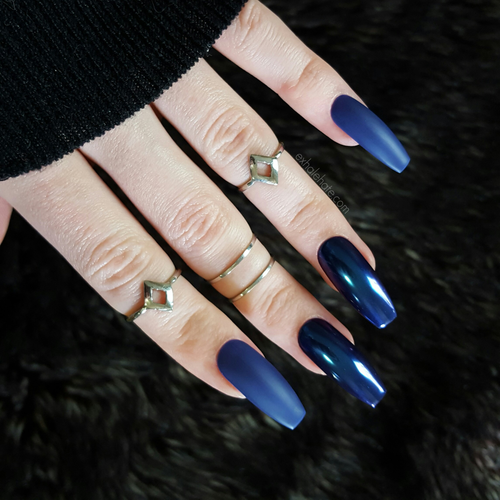 Navy Chrome