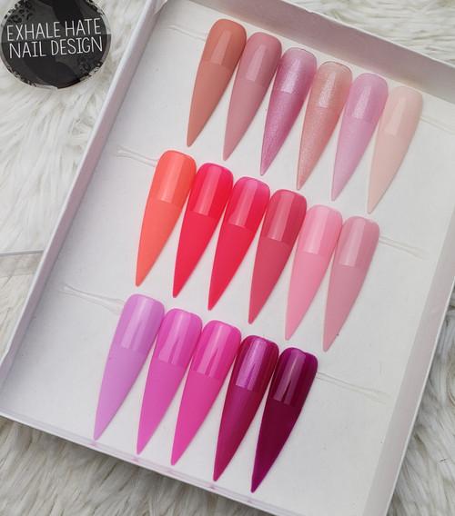 Basics: Pink