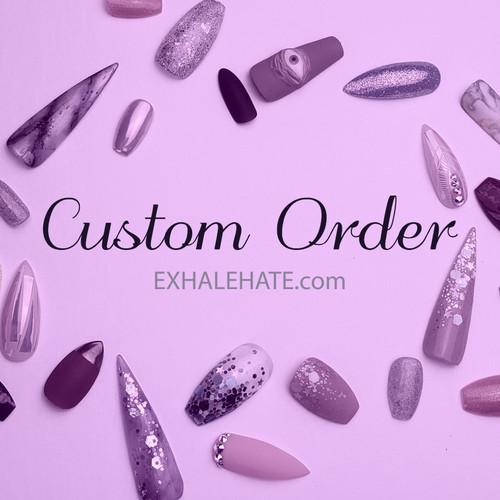 Custom Order (Deposit)