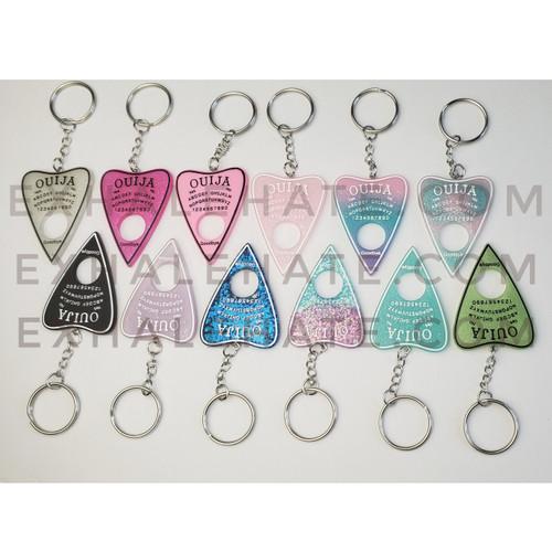 OUIJA Planchette Keychain | Accessories