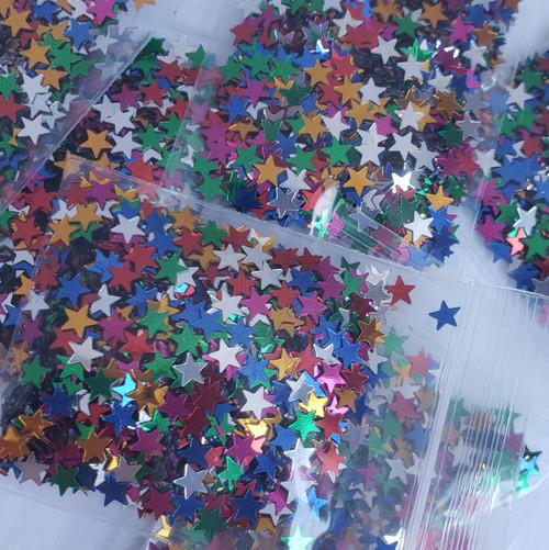 Metallic Star Glitter