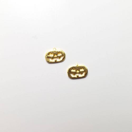 Jack-o-Lantern Pumpkin Charms (5)