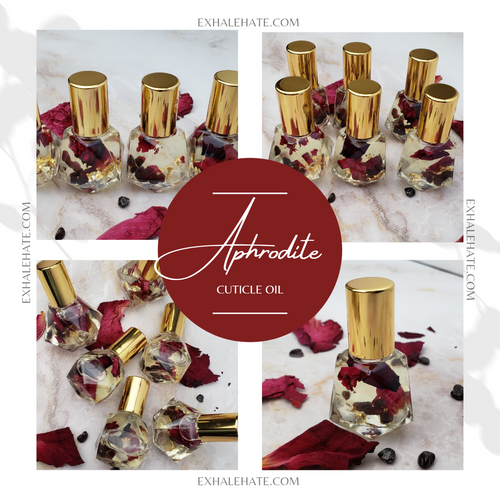 Aphrodite Cuticle Oil | Roller